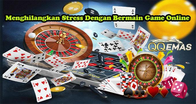 Menghilangkan Stress Dengan Bermain Game Online