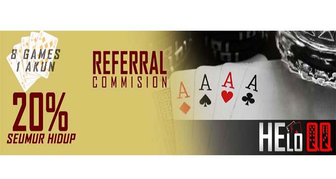 bonus referral judi online resmi